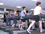 Aqualink Leisure Centre Nunawading Gym Fitness Over 35 cardio stations.