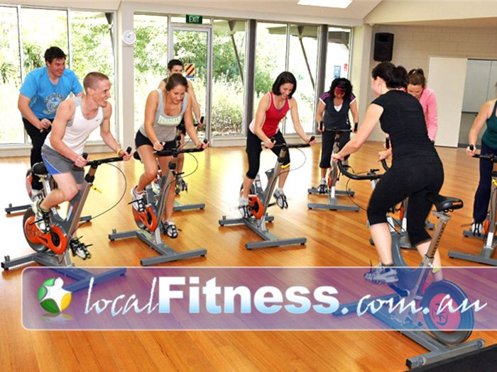 Aqualink Leisure Centre Nunawading Enjoy our cycle classes.