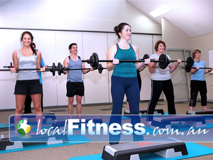 Aqualink Leisure Centre Nunawading Our fully air-conditioned Aerobics Studio 2.