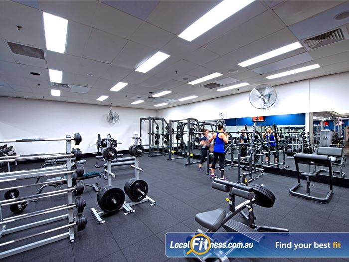 Goodlife Health Clubs Gym Perth  | The newly renovated Goodlife Cottesloe gym.