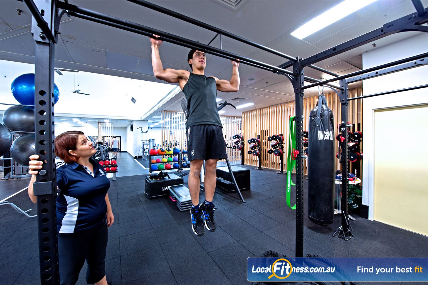 Goodlife Health Clubs Near Peppermint Grove Get into functional training at Goodlife Cottesloe.
