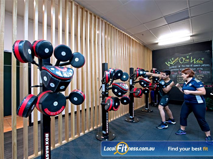 Goodlife Health Clubs HIIT Perth  | The revolutionary BoxMaster training system.