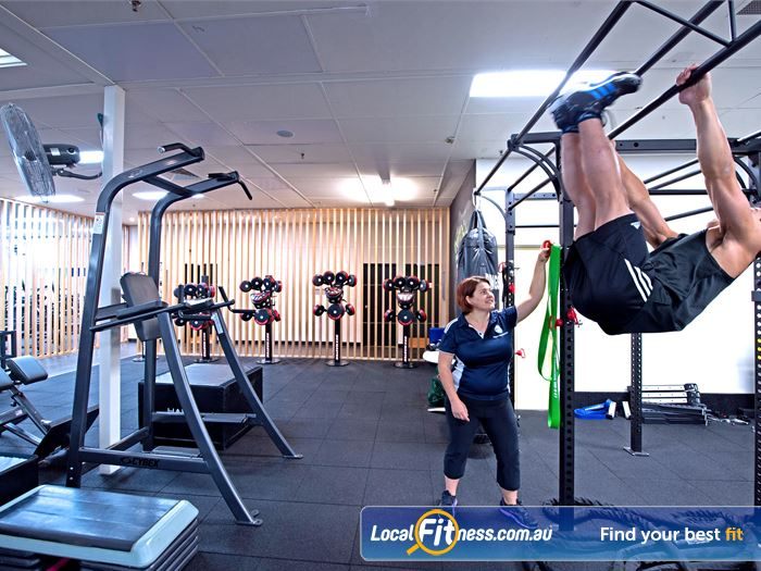 Goodlife Health Clubs HIIT Perth  | Get into Functional training at Goodlife Cottesloe.