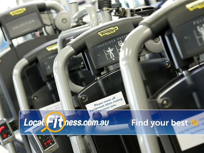 Ivanhoe Aquatic & Fitness Centre Ivanhoe Our Ivanhoe gym includes only the best from Technogym.