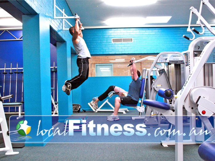 Olympic Leisure Centre Gym Mont Albert North  | Our spacious Heidelberg gym floor.