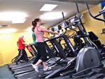 Olympic Leisure Centre Rosanna Gym Fitness Treadmills, cross trainers,