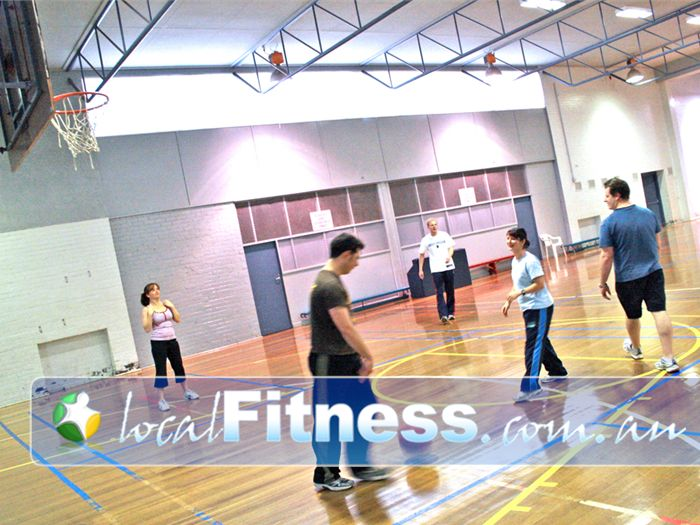 Olympic Leisure Centre Viewbank Gym Fitness Play among friends in our