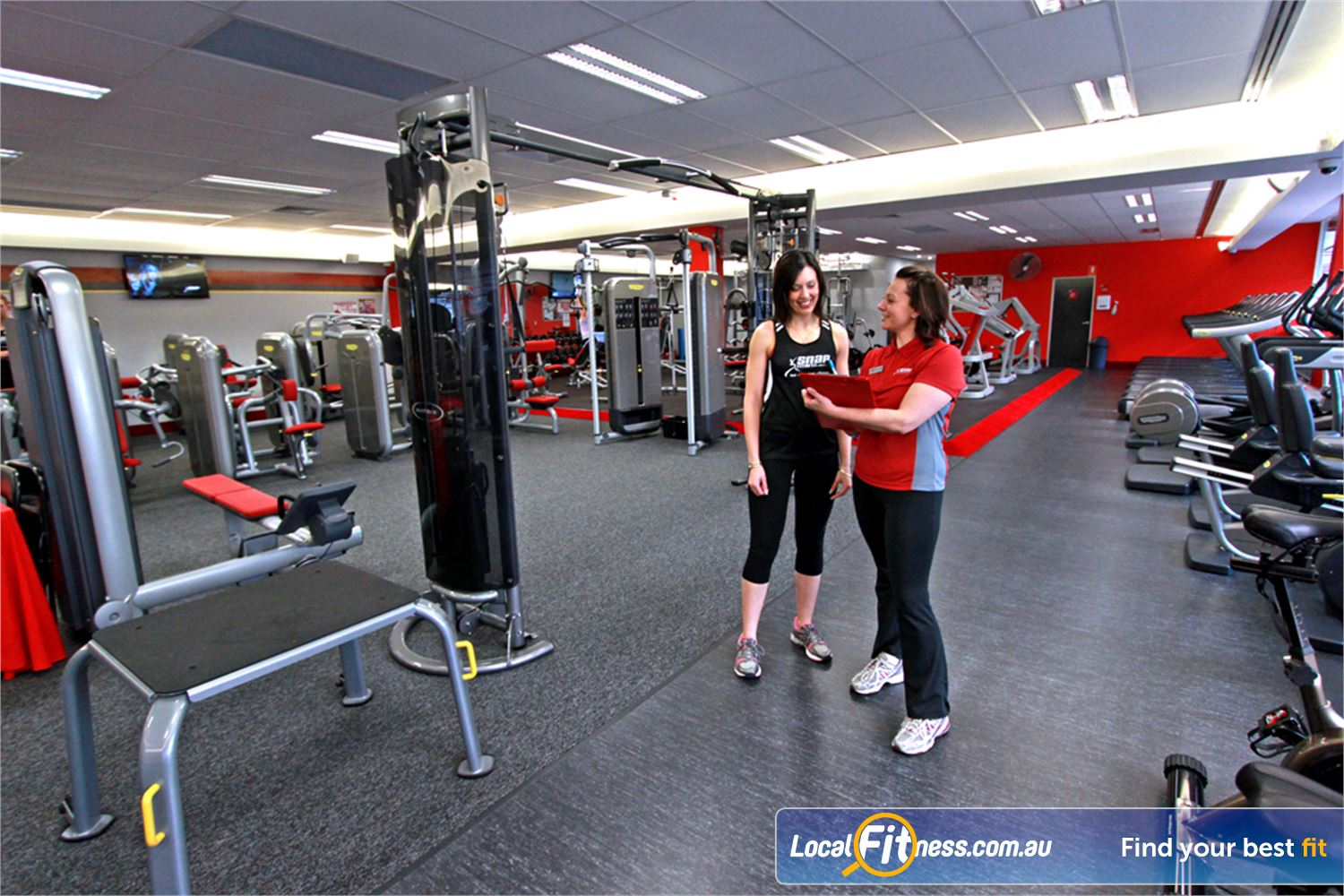 Snap Fitness Preston Welcome to Snap Fitness 24 hour gym Preston.