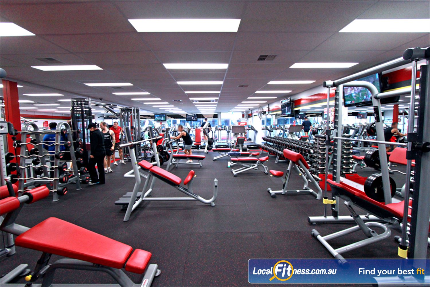 Snap Fitness Preston Our Preston 24 hour gym is open 24 hours a day 7 days a week.