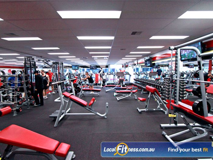 Snap Fitness Gym Reservoir  | Our Preston 24 hour gym is open 24