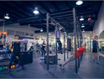 Maribyrnong Aquatic Centre Maribyrnong Gym Fitness Hi-performance strength cage in