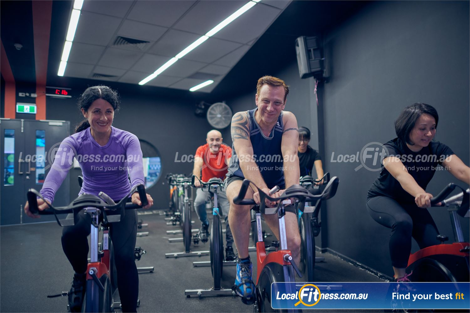 Maribyrnong Aquatic Centre Near Essendon West Our cycle instructors will motivate and challenge your RPM workout.