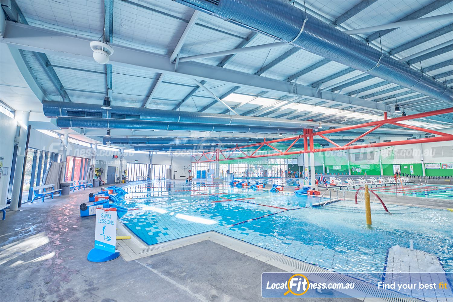 Maribyrnong Aquatic Centre Maribyrnong Our swim school programs are run in our dedicated Maribyrnong learn to swim pool.