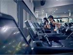 Maribyrnong Aquatic Centre Aberfeldie Gym Fitness Rows of cardio inc. treadmills,