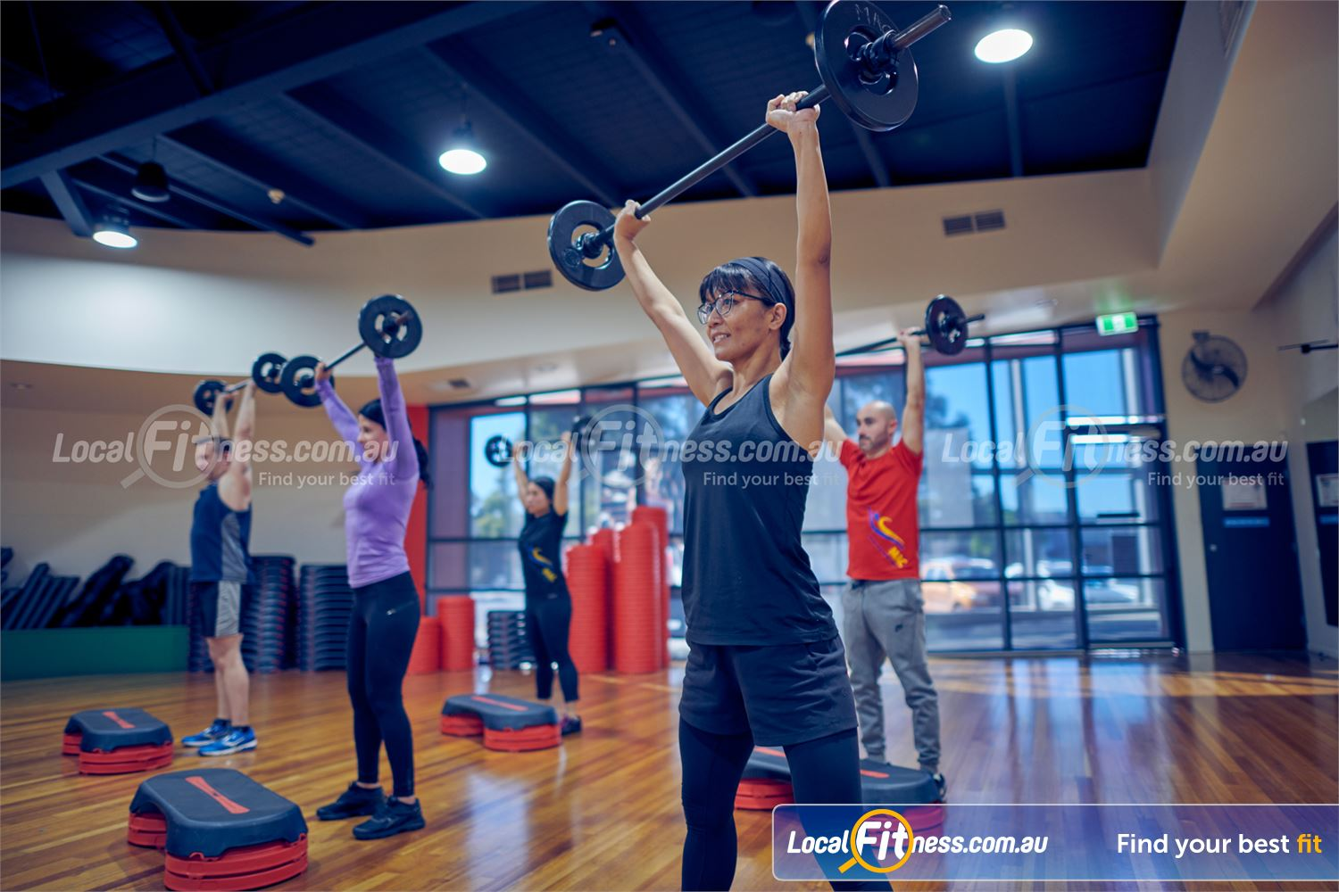 Maribyrnong Aquatic Centre Near Essendon Join like-minded people in our Les Mills BodyPump classes.