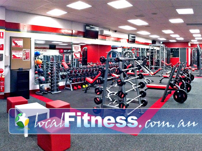 Snap Fitness Near Richmond Welcome to Snap Fitness 24 hour gym Hilton.