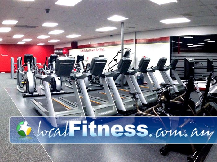 Snap Fitness Hilton In our 24 hour Hilton gym, you can tune into your favourite shows while you burn those calories!