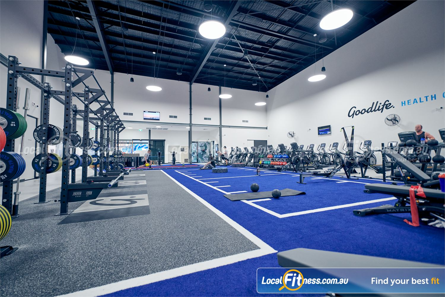Goodlife Health Clubs Ringwood The new Goodlife Ringwood gym is opening soon.