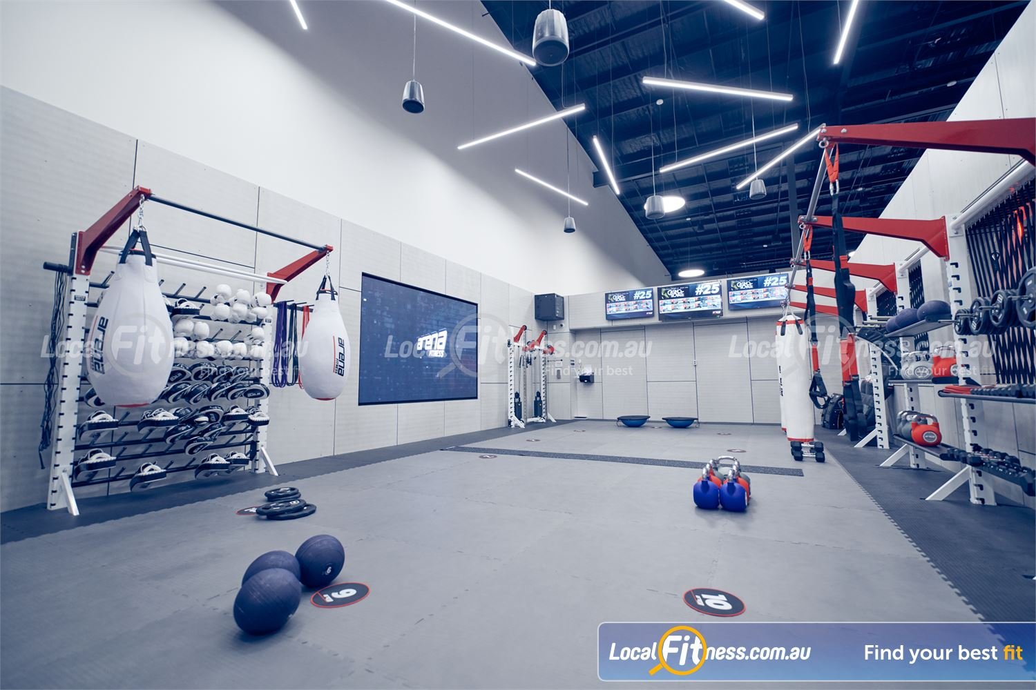 Goodlife Health Clubs Ringwood Arena Fitness is coming to Goodlife Ringwood.