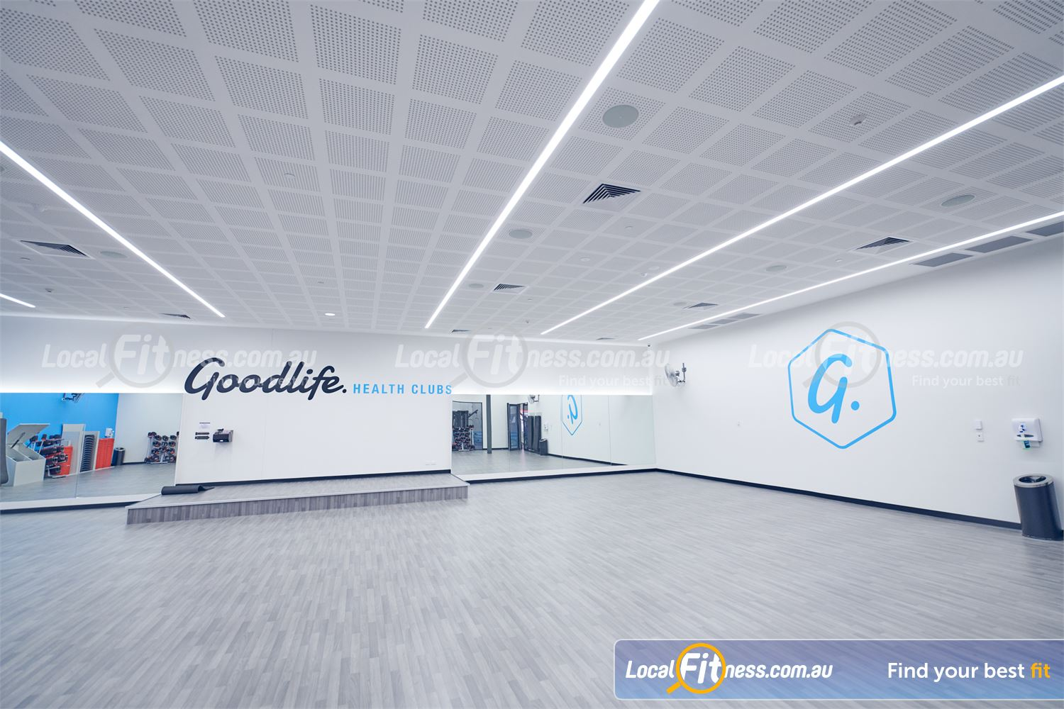 Goodlife Health Clubs Ringwood Goodlife Ringwood will include your favorite classes inc. Yoga, Pilates and more.