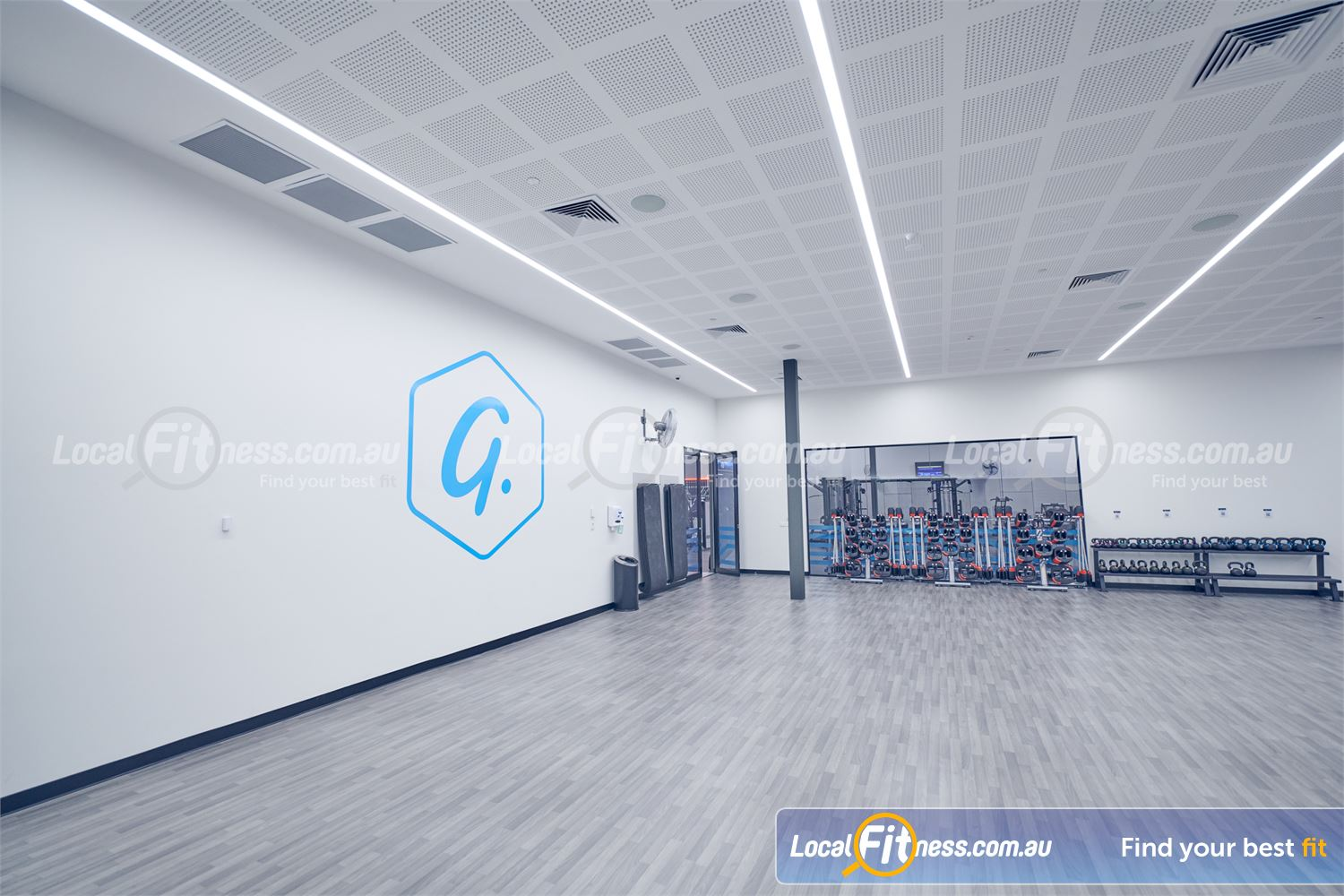 Goodlife Health Clubs Ringwood Goodlife Ringwood will have a dedicated group fitness studio.