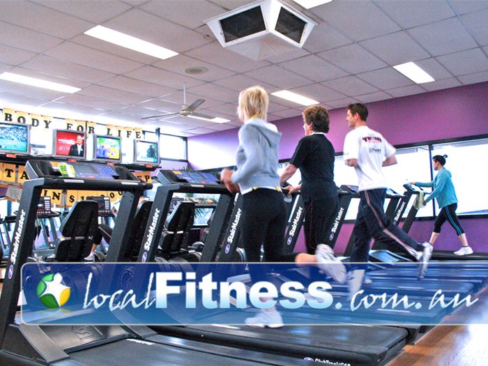 Genesis Fitness Clubs Doncaster All the latest cardio facilities