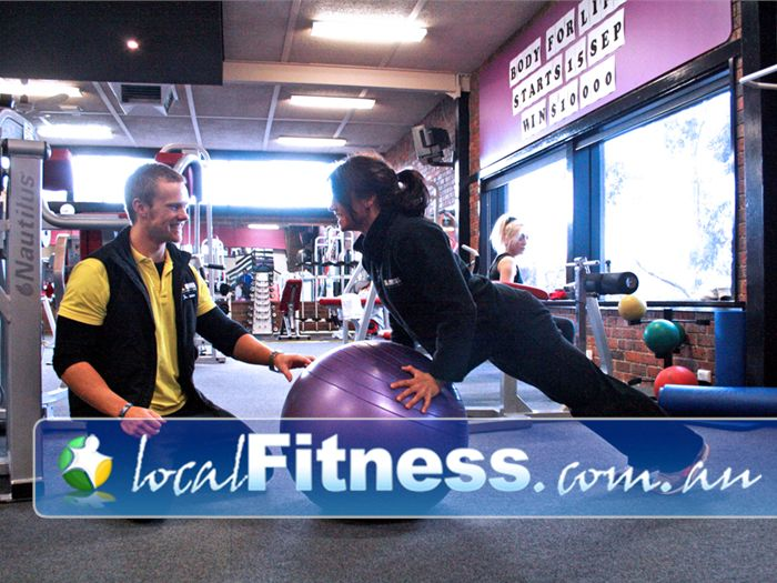 Genesis Fitness Clubs Near Blackburn North Our trainers will customize a program to suit your needs.