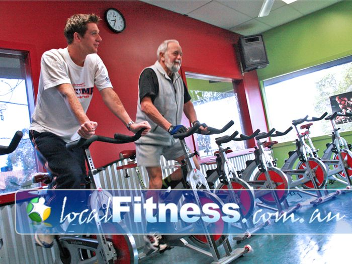 Genesis Fitness Clubs Doncaster Our popular cycle classes run daily.