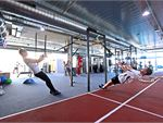 Our functional training rig includes TRX training.