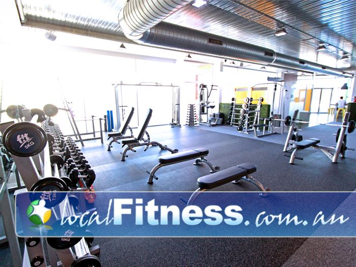 Go Fitness Waterways Gym Fitness The Parkdale gym provides a