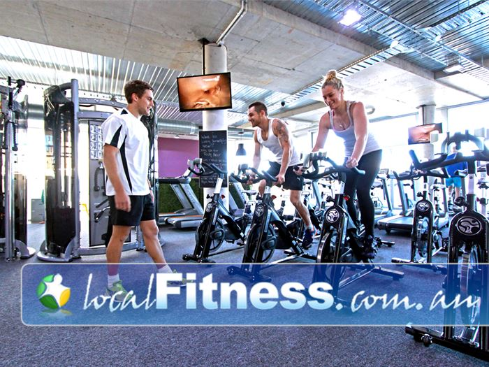 Go Fitness Parkdale Gym Fitness Incorporate cardio and strength