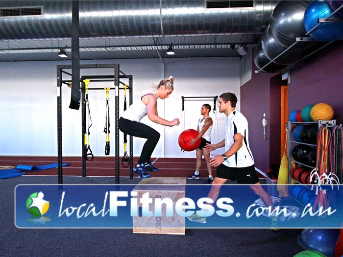 Go Fitness Parkdale Gym Fitness Our Parkdale gym is fully