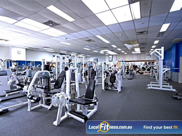 Genesis Fitness Clubs Gym Noble Park  | State of the art equipment with 24 hour