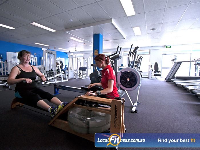 Genesis Fitness Clubs Dandenong Gym Fitness Female personal trainers are