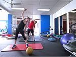 Genesis Fitness Clubs Doveton Gym Fitness Fully equipped with fit balls,