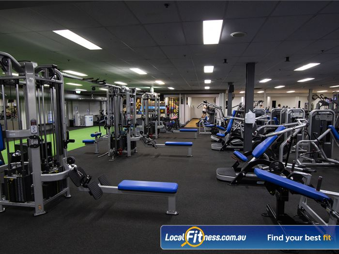 Genesis Fitness Clubs Gym Eltham  | Our professional staff are highly accredited and specialise