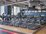 Fitness First Platinum Market St. World Square Gym Fitness Rows of state of the art cardio