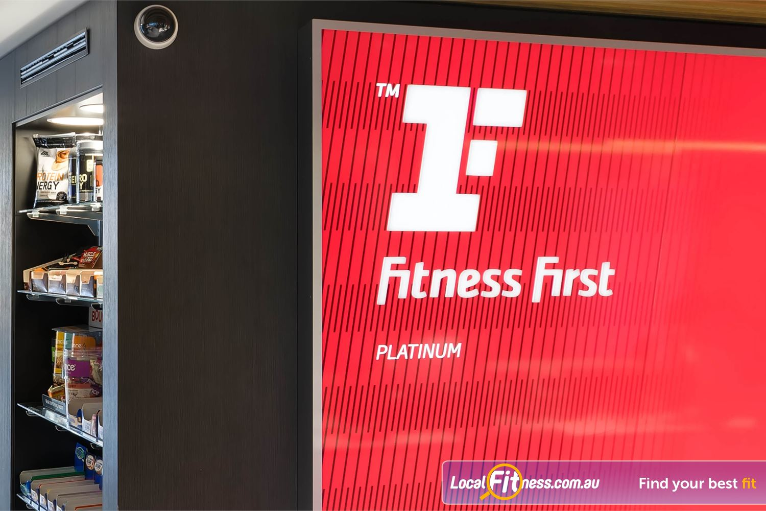Fitness First Platinum Market St. Sydney Market St is one of 6 Fitness First Platinum clubs catering the Sydney CBD.
