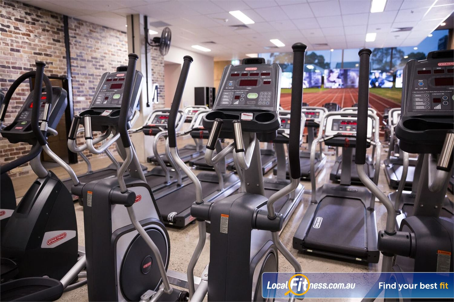 Fit n Fast Near Prairiewood Treadmills, cross trainers, steppers, cycle bikers and more.