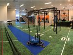 Fit n Fast Bossley Park Gym Fitness Indoor sled track, battle