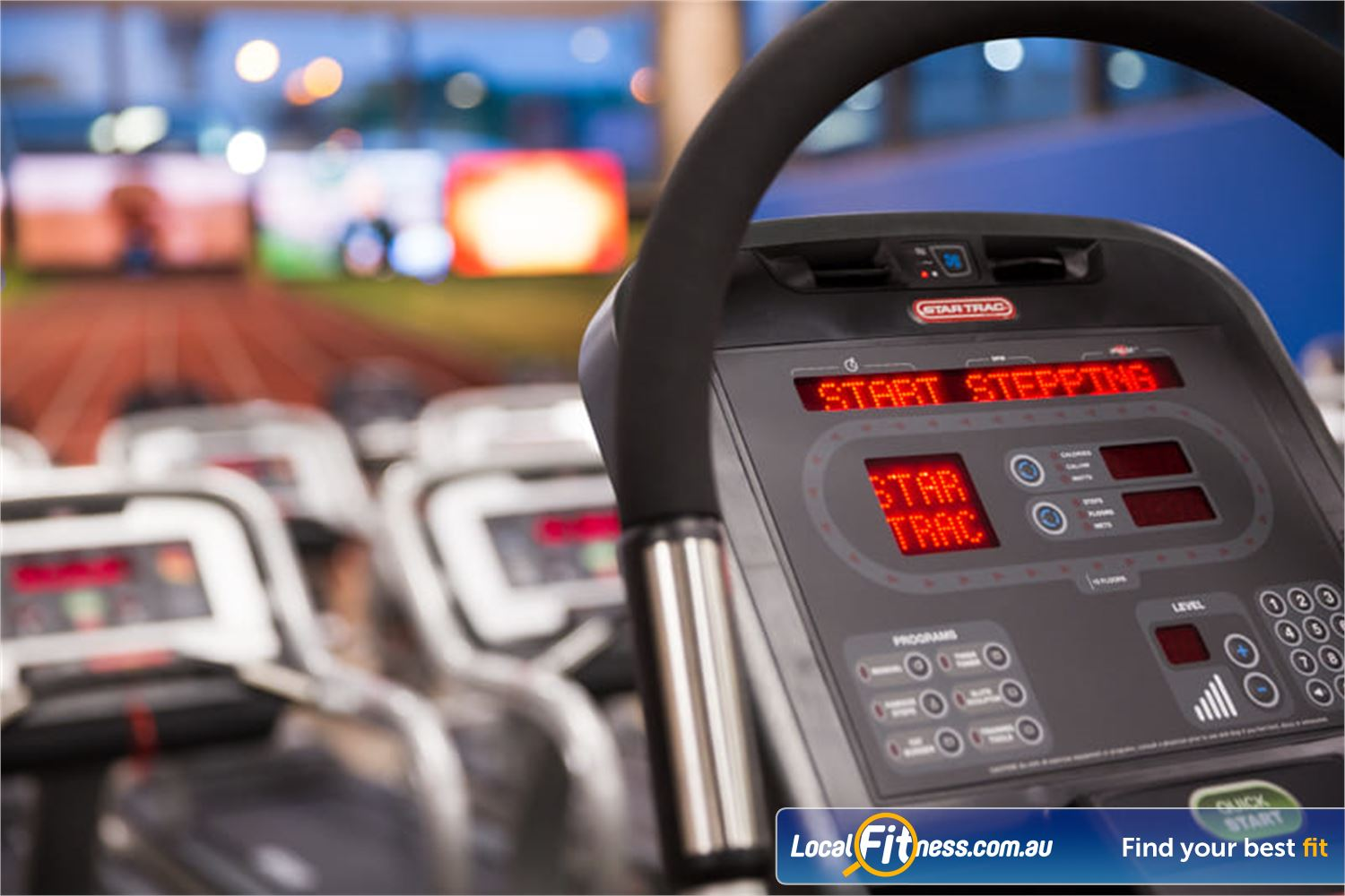 Fit n Fast Near Greenfield Park Track your progress with state of the art cardio.