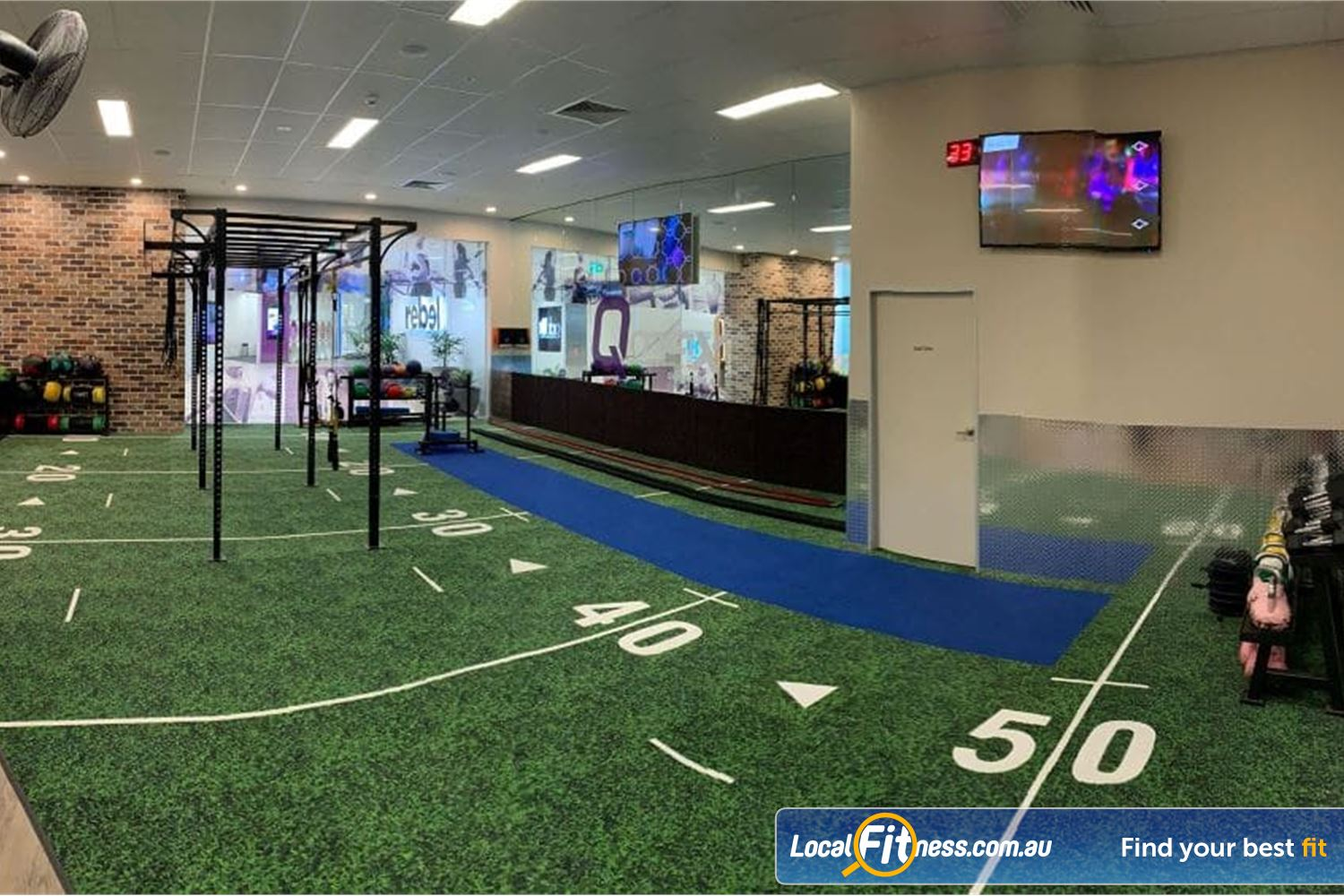 Fit n Fast Wetherill Park Increase your athletic performance in our Wetherill Park HIIT gym.