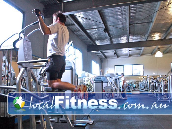 Genesis Fitness Clubs Gym Mitcham  | In a hurry? Try our Nautilus Expressway.