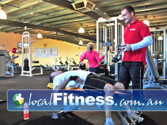 Genesis Fitness Clubs Gym Forest Hill  | Accelerate your results with personal training.
