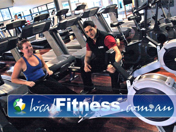 Genesis Fitness Clubs Knoxfield Gym Fitness Personal gym instruction is