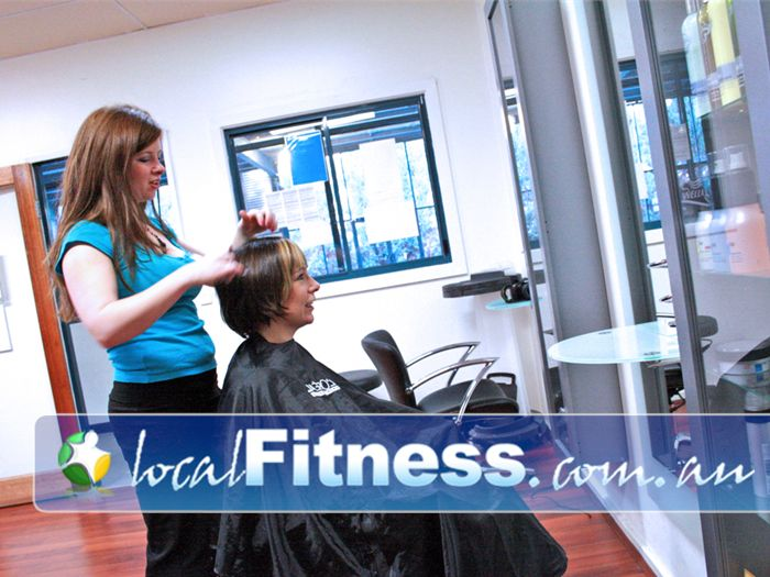 Genesis Fitness Clubs Gym Wantirna | On Site Hairdressing