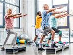Chirnside Park Community Hub Chirnside Park Gym Fitness Experience the Fit 4 Life Older