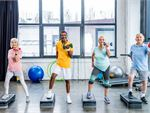 Chirnside Park Community Hub Lilydale Gym Fitness Meet the older adult community