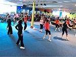 The Ridge Health Club North Warrandyte Gym Fitness A vibrant stage, lighting and