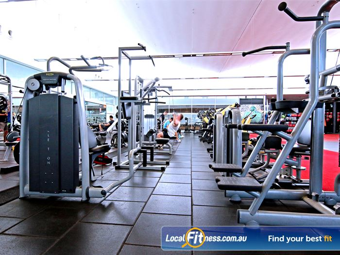 Fitness First Gym Mermaid Waters  | Welcome to the state of the art Fitness